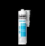 Санитарный силиконовый герметик CS 15 Ceresit Silikon (прозрачный), 280мл