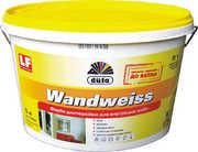 Краска DUFA Wandweiss (D 1), 10 л