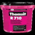Клей для наружных работ, для резиновых, спортивных покрытий Томзит R 710/10кг